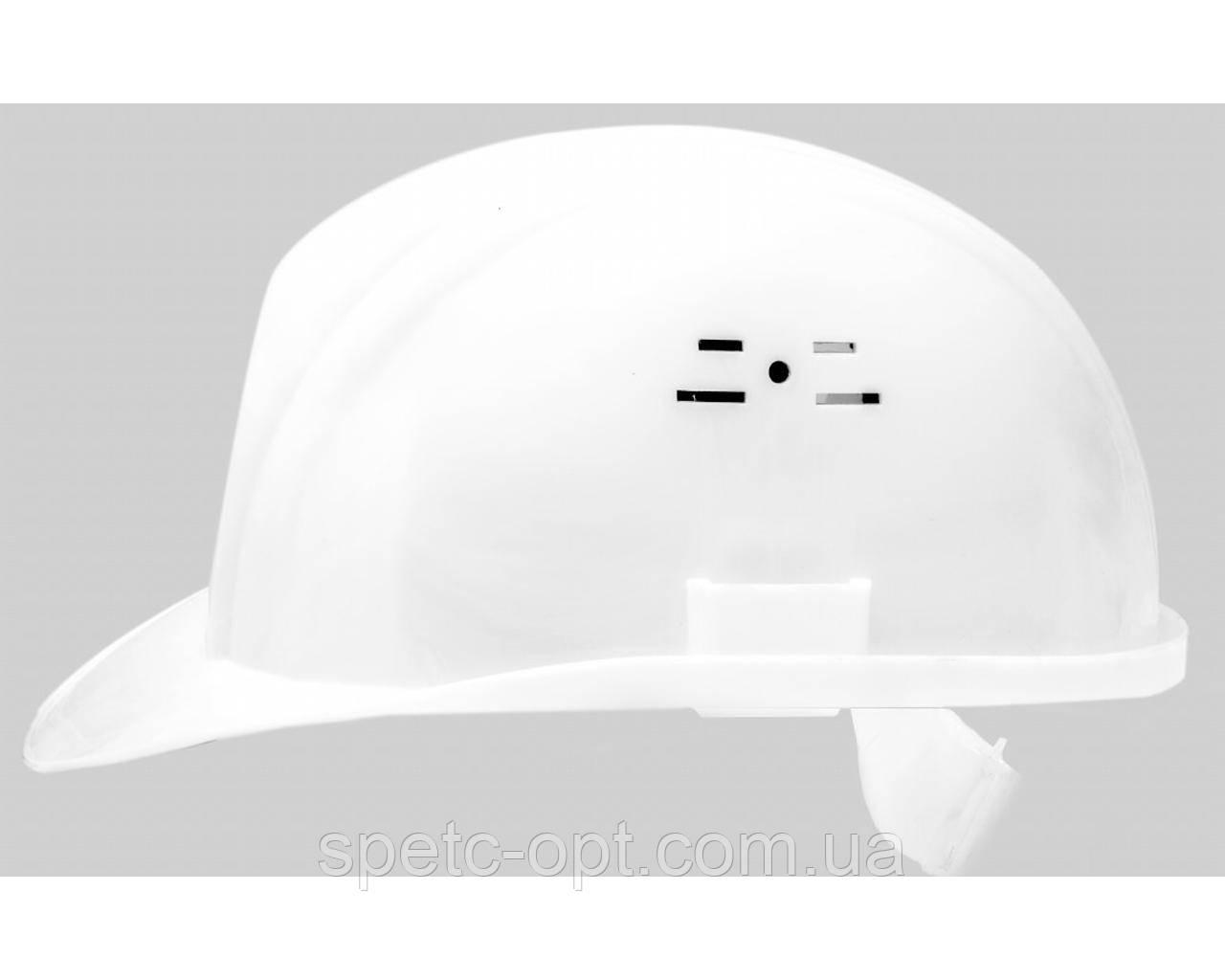 Каска строительная (белая). Каска защитная ИТР.