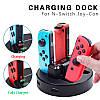 Зарядний пристрій для Nintendo Switch Joy-Con та Pro Controller, фото 5