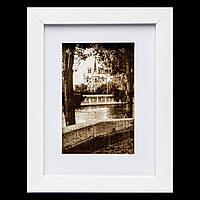 Картина ретро 18*23 B-77-25 (белый)