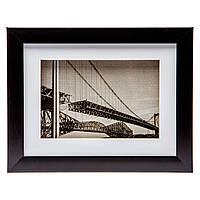 Картина черно-белая 18*23 B-77-32 (черный)