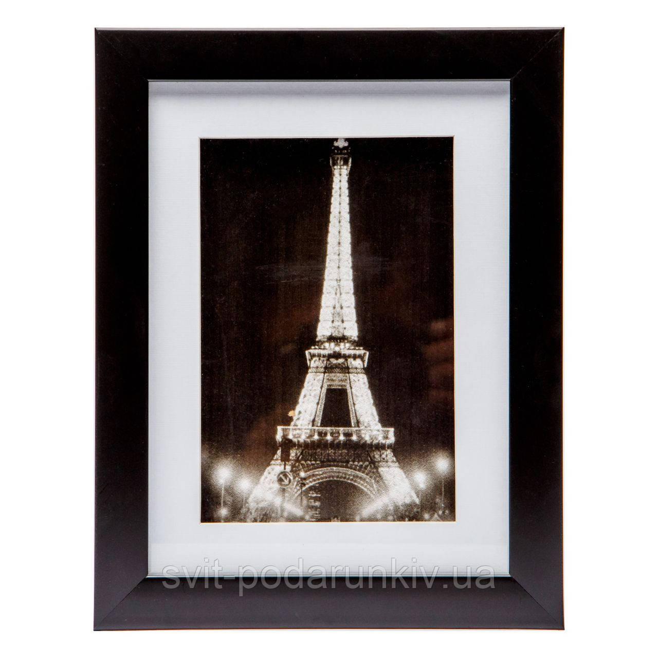 Картина для спальни ретро 18*23 B-77-41 (черный)
