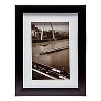 Картины с пейзажами в ретро стиле 18*23 B-77-46 (черный, белый)