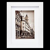 Картина для кабинета в ретро стиле 18*23 B-77-51 (белый)