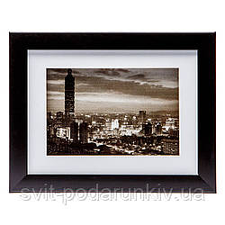 Картина черно-белая 18*23 B-77-01 (черный)