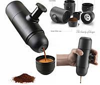 Портативная капсульная эспрессо кофеварка Minipresso NS