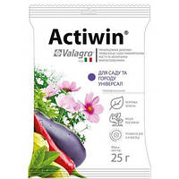 Удобрение Actiwin для сада и огорода 25 г, Valagro