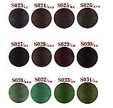 Galaces 0.55мм зеленая (S066) нить круглая вощёная по коже, фото 5