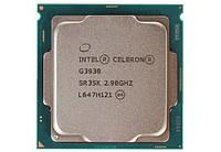 Intel Celeron G3930 BOX lga1151 2.9GHz*2.  Процессор, целерон, сокет 1151, фото 1