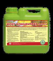Органо-минеральное удобрение Rost (Рост) концентрат калийное NPK 5.10.15, 10 л, Украина