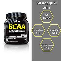 Аминокислоты ВСАА OLIMP BCAA Xplode (500 g) Лимон