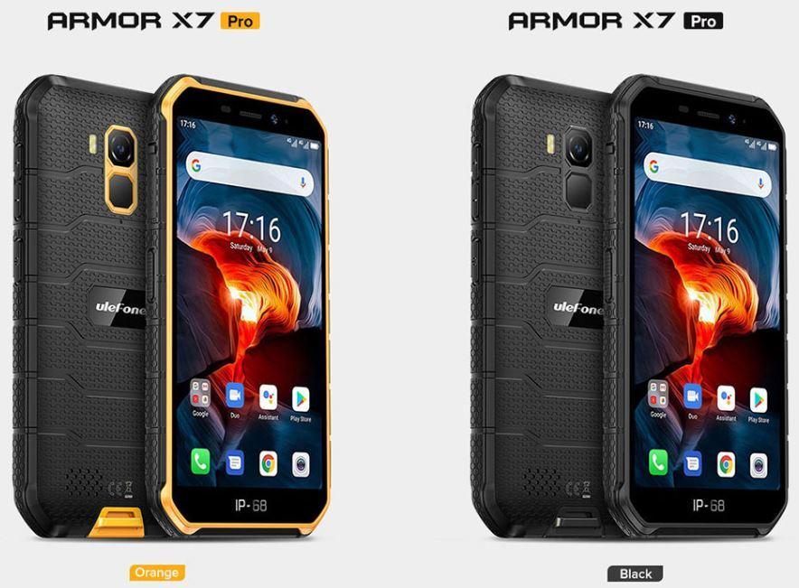 Мобильный телефон Ulefone Armor X7 Pro 4/32 NFC