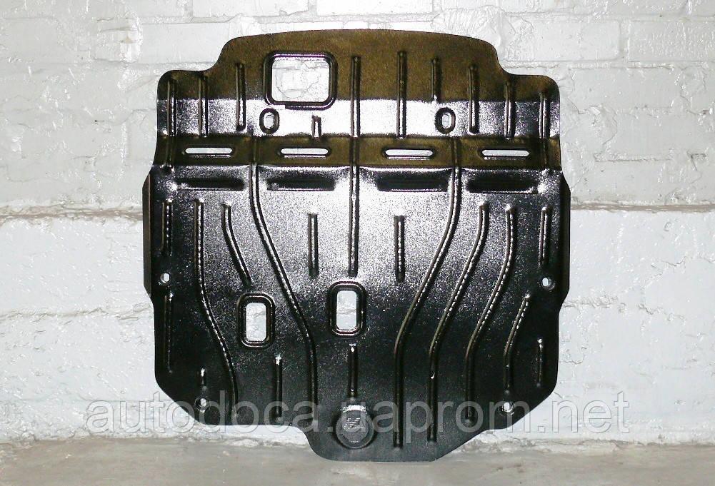 Защита картера двигателя и кпп Chevrolet Captiva 2011-