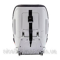 Автокрісло Kinderkraft Oneto3 Black/Gray 9-36 кг (група 1-2-3), фото 4