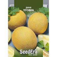 Семена дыни Титовка 10 г, Seedera