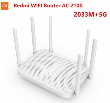 Маршрутизатор Xiaomi Redmi AC2100 Router