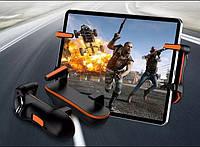 Триггеры с макросами для iPad и Android планшетов геймпад Union PUBG Mobile Call of Duty StandOFF 2 Fortnite
