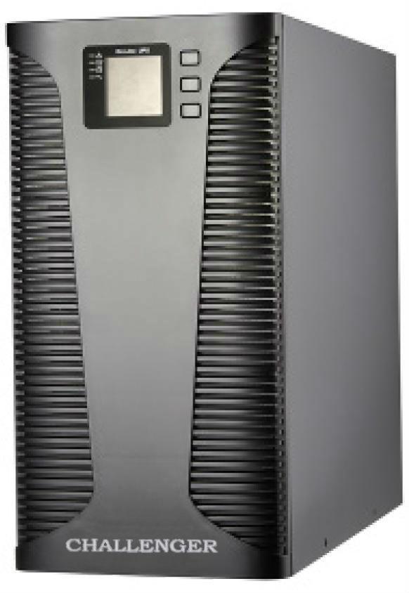 ИБП с двойным преобразованием Challenger MPS II 6 KVA - On-Line 6000 / 5400 Вт