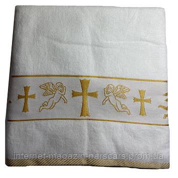 Крыжма полотенце для крещения 70x140 см