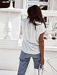 """Жіноча блузка """"Амерікано"""" від Стильномодно, фото 7"""