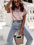 """Жіноча блузка """"Амерікано"""" від Стильномодно, фото 4"""