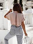 """Жіноча блузка """"Амерікано"""" від Стильномодно, фото 6"""