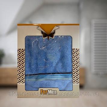 Полотенце ForMen банное (Турция) Синий