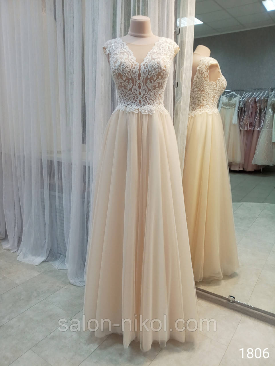 Свадебное платье 1806