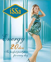Колготки ISSA PLUS Energy 20  5 мокка