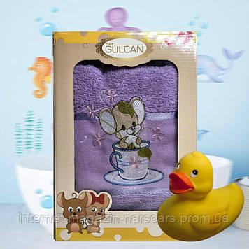 Детское полотенце Gulcan 50x90 см