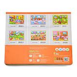 Деревянная рамка-вкладыш Viga Toys Насекомые (56437), фото 3