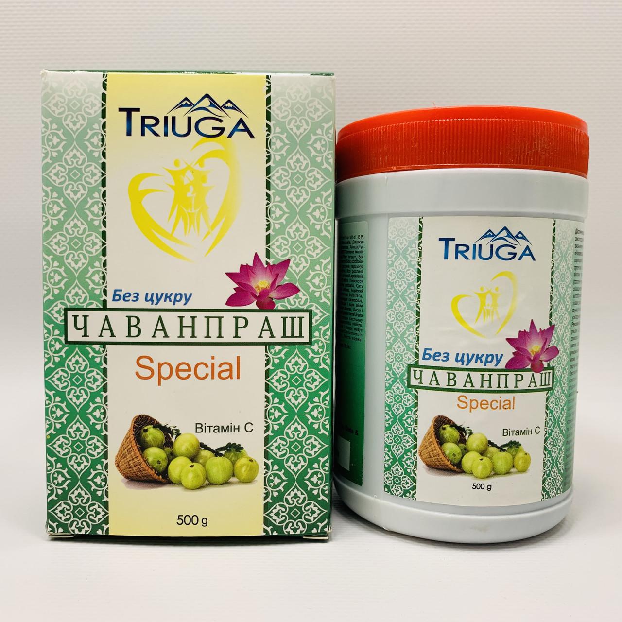 Чаванпраш без сахара, 500 г, Триюга