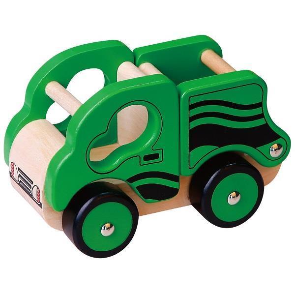 Деревянная игрушечная машинка Viga Toys Самосвал (59673VG)