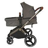 Детская коляска Welldon 2 в 1 (серый) WD007-2, фото 9