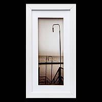 Картина ретро 18*33 B-78-07 (белый)