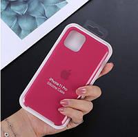 Чехол-накладка Silicone Case для Apple iPhone 11, фото 1