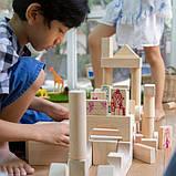 Набор блоков Guidecraft Block Play Рисование, 50 шт. (G6223), фото 7