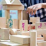 Набор блоков Guidecraft Block Play Рисование, 50 шт. (G6223), фото 8