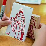 Набор блоков Guidecraft Block Play Рисование, 50 шт. (G6223), фото 9