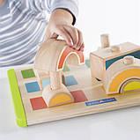Набор деревянных блоков Guidecraft Manipulatives Чередование и сочетание (G6735), фото 4