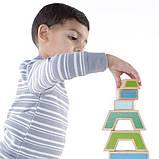 Набор деревянных блоков Guidecraft Manipulatives Чередование и сочетание (G6735), фото 8