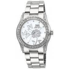 Часы Q&Q GS99J201Y оригинал классические наручные часы