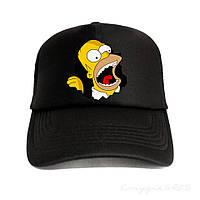 Тракер черного цвета Simpsons