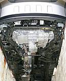 Захист картера двигуна і кпп Chevrolet Captiva 2011-, фото 2
