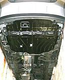 Захист картера двигуна і кпп Chevrolet Captiva 2011-, фото 3