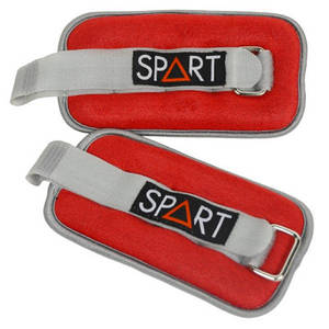 Обважнювач для рук Spart 0,5 кг /пара