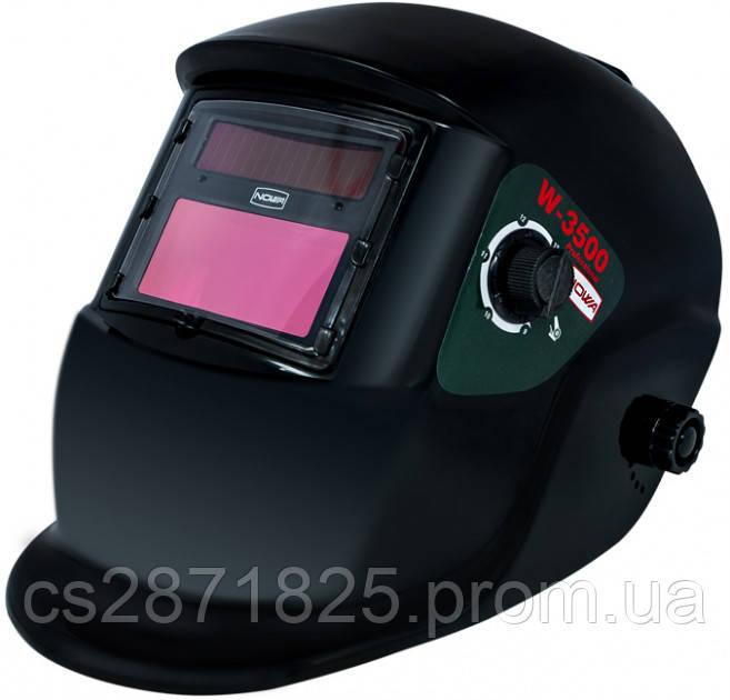 Маска сварщика хамелеон NOWA W-3500 Professional