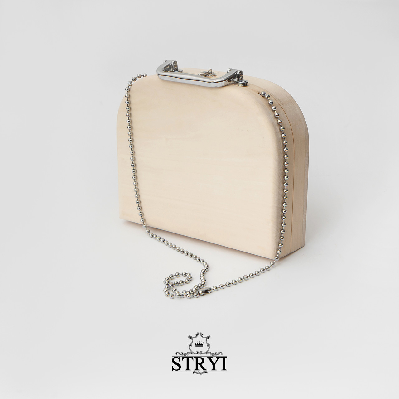 Женская сумка из дерева, заготовка для творчества 25*8*20