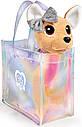 Собачка Chi Chi Love Чихуахуа Фешн Шиммер в сумочке и в платье Simba 5893432, фото 2
