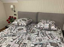 """Набор """"дуэт"""" летнее одеяло полуторное(2 шт.),простынь евро(1 шт.),наволочка 70*70(2 шт.)."""
