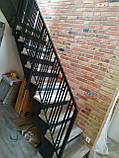 Огородження з металу для тераси, сходи, балкони., фото 4